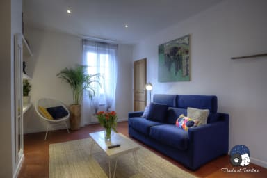 Charming 1 bedroom close to the city centre - Dodo et Tartine