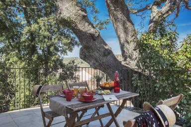 Domaine Ghjulia - Casa Castagniccia, appartement au cœur des vignes