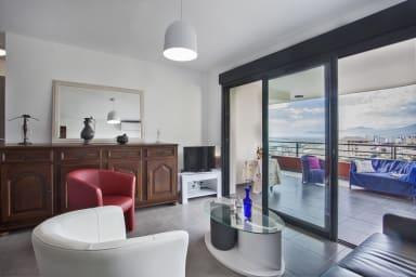 Casa San Ghjisé, appartement neuf vue mer