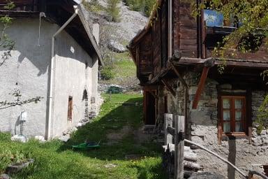 Chalet EDELWEISS - Accès village