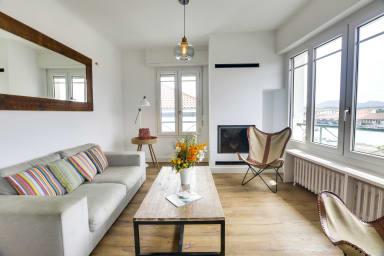 Appartement de charme, très lumineux, situation idéale, 150m plage - W423