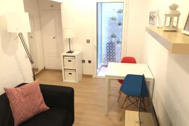 NUEVO! Apartamento en Sarria, cerca del Metro