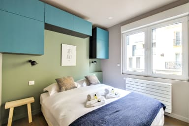Malesherbes - Design & comfy flat for 4 people