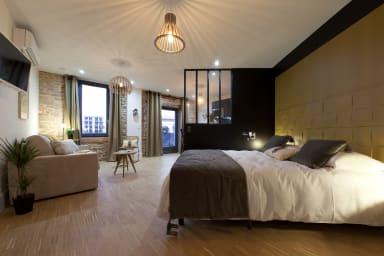 bedroom appartement eleonore