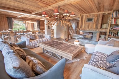 Chalet Ballenberg - Luxury Chalet - 15 people- ski in