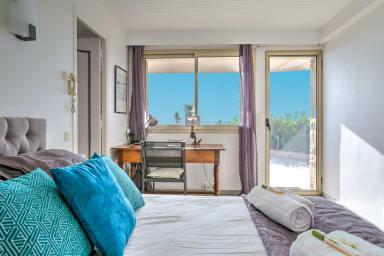 IMMOGROOM - Terrace with panoramic sea view - Pool -AC- CONGRESS/BEACHES