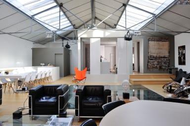 L'Envers du décor - Loft d'artiste à la déco design