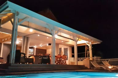 Villa Cousteau*** pour 7 personnes