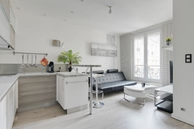 Bel appartement moderne Paris 11e