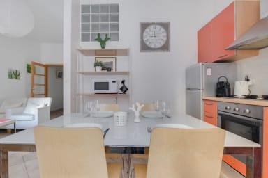 Appartement idéal dans le Vieil Antibes