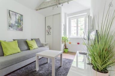Appartement calme vue jardin❤️Proche Hôpital #A6