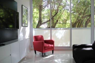 Quiet Garden view - 2 Bedrooms - Arba Aratsot str.
