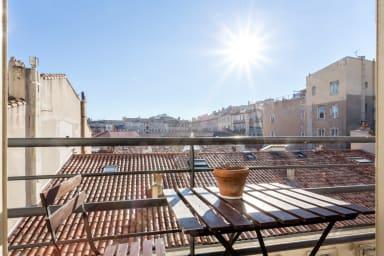 T2 cosy au proche du Vieux-Port de Marseille