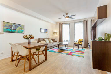 Appartement confortable tout proche du Vieux Port de Marseille