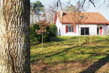 Belle maison traditionnelle au coeur du vignoble Pessac Leognan