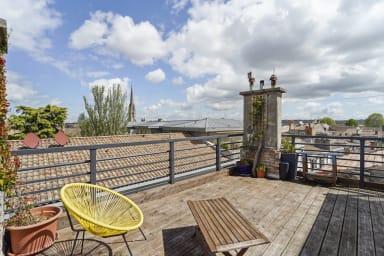BAIL MOBILITE - T2 avec une superbe terrasse au coeur de Bordeaux - WELKEYS