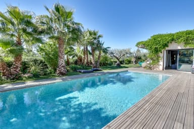 Villa Nina / Villa de luxe proche de Saint Tropez avec piscine