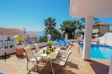 Nerja Paradise Rentals - Villa El Paraiso