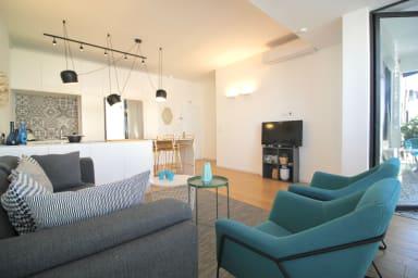 BenYehuda 250 - Brand new 2 bedrooms apt with balcony - Nicely decorated