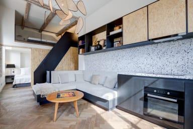 VANEAU ☀️ 3 Pièces moderne et rénové en plein centre
