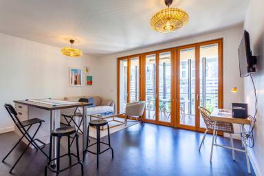 Magnifique appartement situé à confluence avec parking inclus !