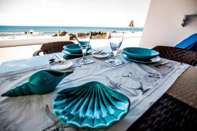 Seashell Terraza