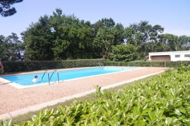 Studio port ostréicole Andernos avec piscine - 2 pers
