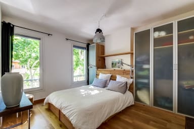 Duplex, terrace, air conditioning, parking downtown Aix by easyBNB