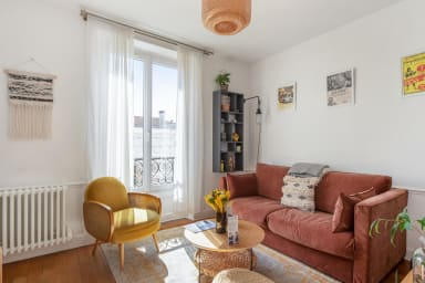 Cozy flat in Paris near Bastille, Republique and Père Lachaise - Welkeys