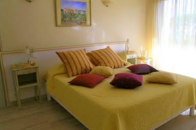Bel appartement avec une très grande terrasse dans le carré d'or Cannois