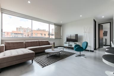 furnished apartments medellin - Nueva Alejandria 901
