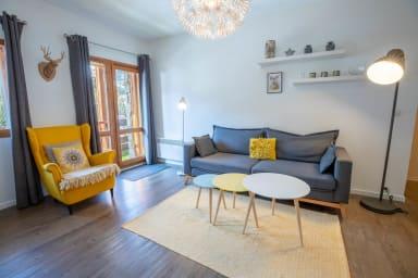 Bel appartement rénové 4pers Meribel plein centre