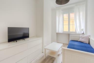 Studio moderne proche Jean Médecin et gare au centre de Nice - Welkeys