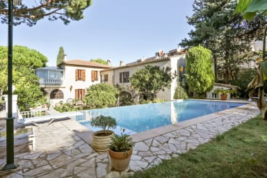 Flat within a property w/ swimming-pool in Antibes/Juan-les-Pins - Welkeys