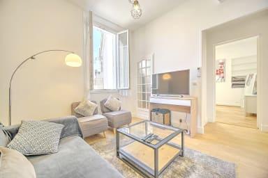 Appartement Villa 3 pièces Croisette 5 mns idéal familles et professionnels