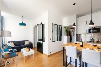 Beautiful Bright 1BR in the Heart of Paris