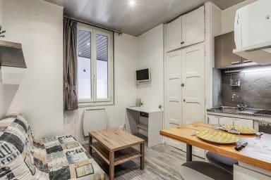 Studio charmant à Annecy, proche vieille ville, lac et gare - Welkeys
