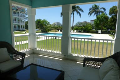 3 Bedroom Main Floor Condo-Ocean Front Resort