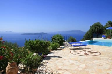 Villa Evalin - Pretty Villa ¨Like at Home¨ for Unforgettable Holidays