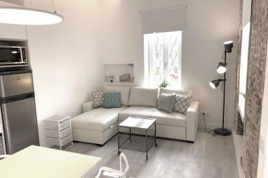 NEW!Apartamento reformado en la playa Barceloneta!