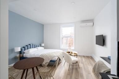 Lightning 1 bedroom Studio in Downtown Montreal