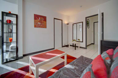 IMMOGROOM - Cozy - Balcony - AC - 400m from the beaches - CONGRESS/BEACHES