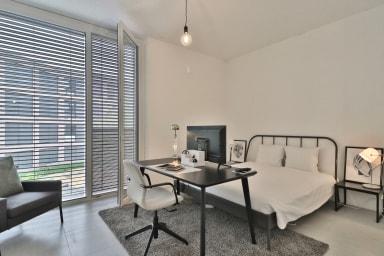 Modern studio in Lausanne #18