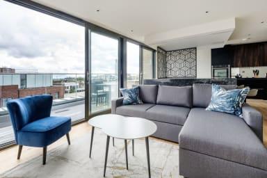LONDON BRIDGE SUITES Amazing Duplex stunning View!