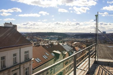 Dazzling one bedroom apartment with great view for 6 guests by easyBNB
