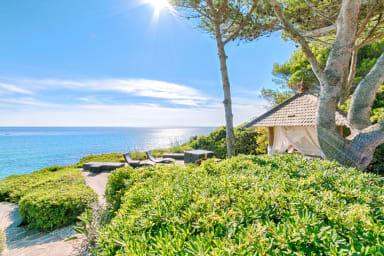 Villa Balinea / Villa exceptionnelle en 1ère ligne front de mer