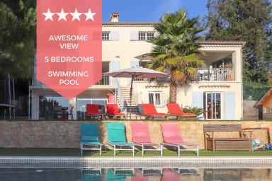 ❤️ Villa type bastide avec piscine et grand terrain ! IDEAL FAMILLE ❤️