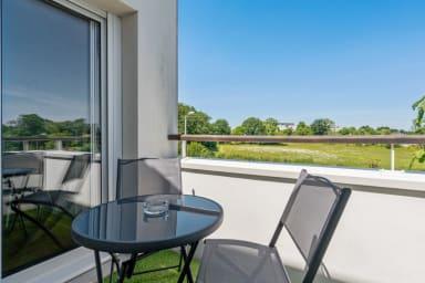 Nice flat w/ balcony and garage in Vannes, 5 min to the beach - Welkeys