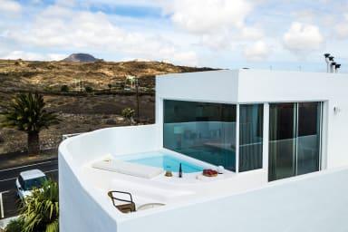 Aqua Blanca 2 Terraza