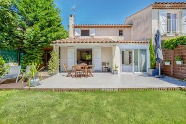 Maison Magnolias / Family villa of 3 bedrooms in Valbonne